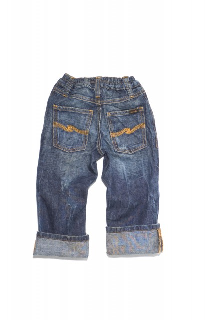Win a Pair of Nudie Kids Jeans (12 Days of Xmas 2012)!