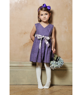 Bamboo Baby Darla dress