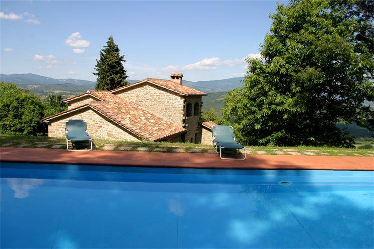 Villa Radicata Tuscany