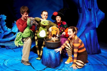 Room on the Broom Live (Babes Review)