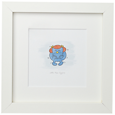 Little Miss Giggles Print