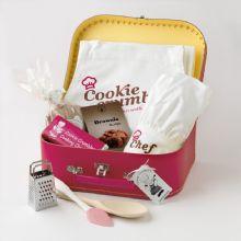 Chocolate brownie kit