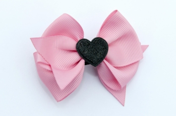 I Heart Candy hairbow
