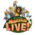 #WIN Madagascar Live Family Ticket to Wembley Arena!