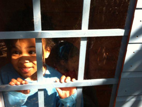 Kids playhouse, Ezra
