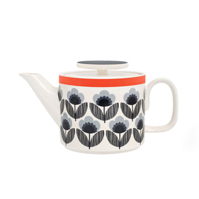 Orla Kiely Poppy Meadow Teapot