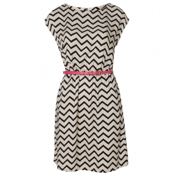 Oliver Bonas zig zag dress