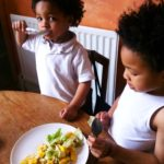 Kids Cook: Coronation Chicken Salad with Horlicks! (+ Win Tickets to Buckingham Palace Gala)