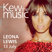 Win Tickets to Leona Lewis at Kew the Music