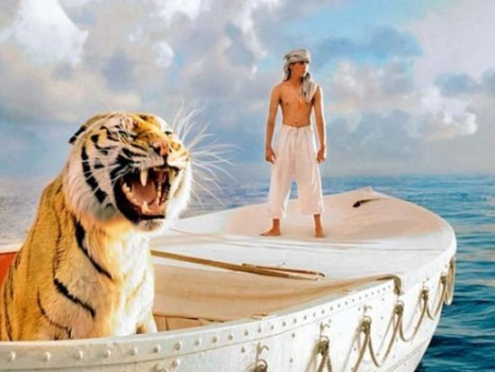 Life of Pi at London Zoo