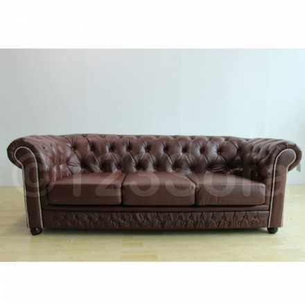 The History of the Chesterfield Sofa