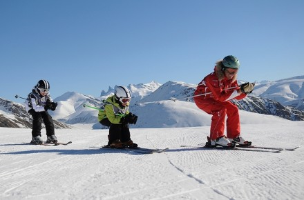 Top Three Skiing Holiday Myths