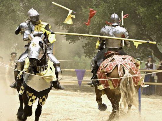 Eltham Palace Grand Medieval Joust