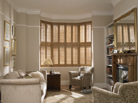 Hillarys Blinds shutters