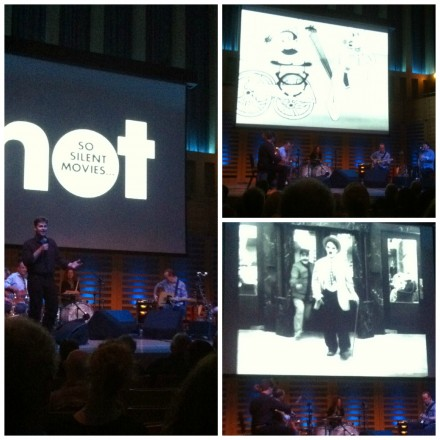 Not So Silent Movies at Kings Place