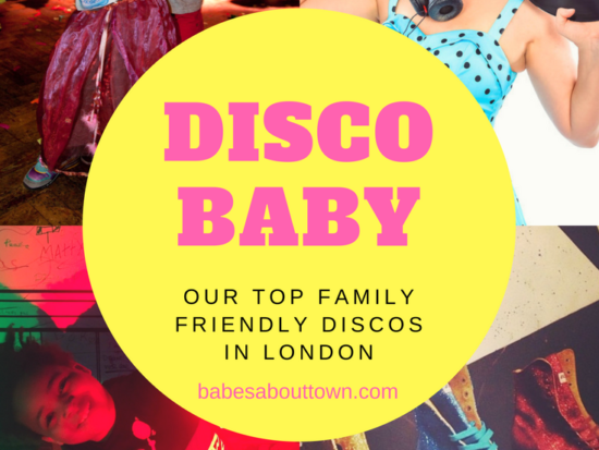 Top Family Discos in London