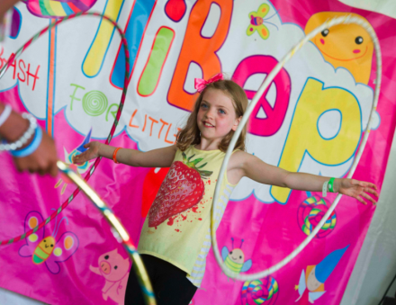 #Win a Family Ticket to LolliBop Festival at the Olympic Park!
