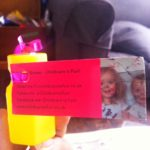 Childcare is Fun business card
