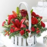 Say it with Interflora at Christmas