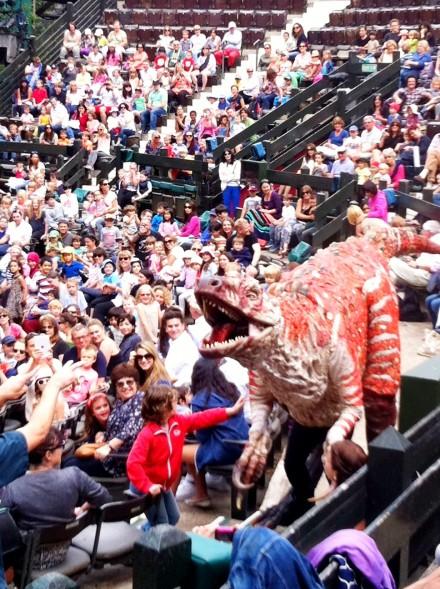 Dinosaur Zoo at Regent's Park
