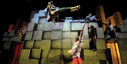 #Win 2 Tickets to Cirque Eloize: iD at Sadler's Wells!