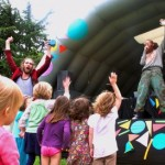 London Weekend Scoop for Kids and Families (September 13-15, 2013)