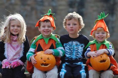 Halloween at Eltham Palace