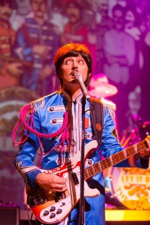 Let It Be Beatles Musical Paul