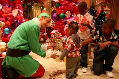 Enchanted Christmas House
