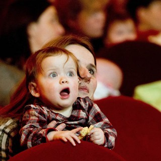 Soho Screamers: Take Your Baby to Live Theatre!