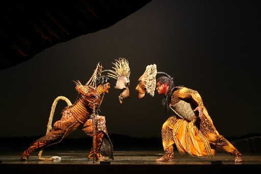 The Lion King Musical At Lyceum Theatre Babes Review