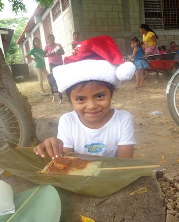 ActionAid Christmas in Guatemala