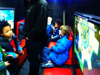 Gamewagon party