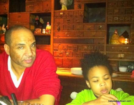 Abiye and Ezra