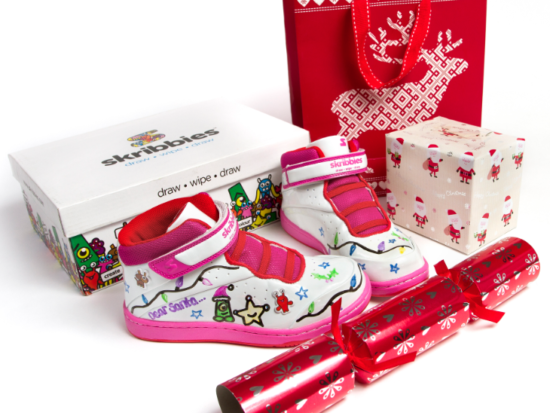 Skribbies Christmas gift