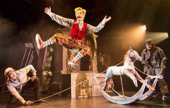 Wind in the Willows at Duchess Theatre