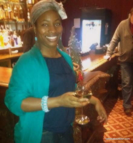 Mercure Queen's Cheltenham at bar