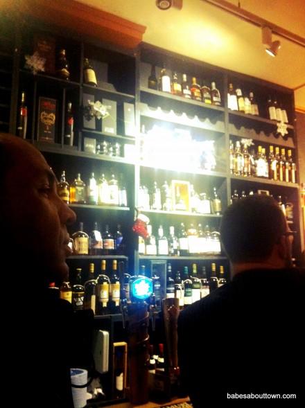 John Gordon's Bar in Cheltenham