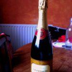 A Champagne Celebration, courtesy of Waitrose