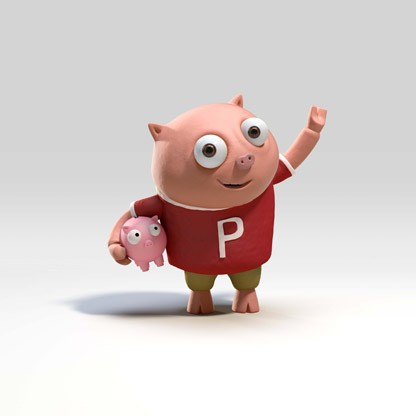 VIDEO: Kids and Money (co-starring the Babes)! #PigbyandFriends