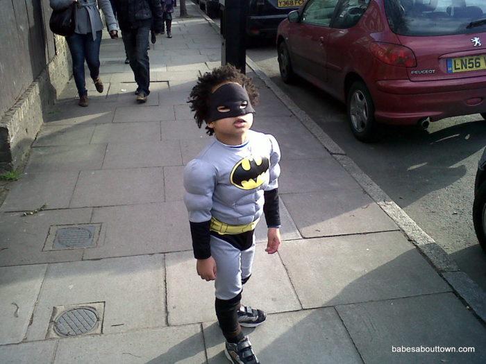 Ezra-is-Batman