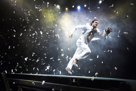 Dates with Dads: Fuerzabruta @RoundhouseLDN