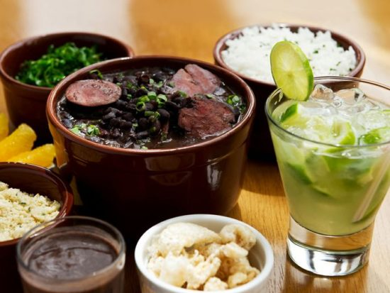Brazil Pop Up Diner Feijoada