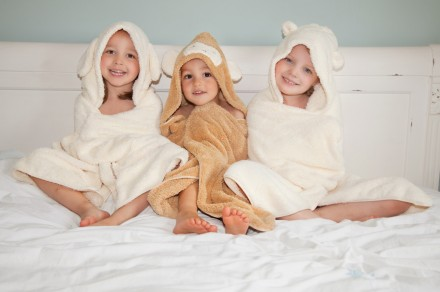 Cuddledry dress-up towels