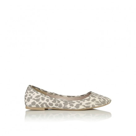 George at Asda leopard ballet shoes