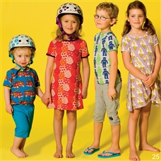 #Win Smafolk Kids Summer Wear from Denmark!