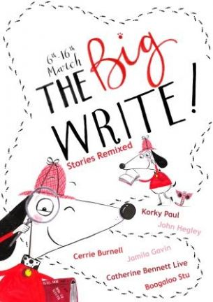 The Big Write: Stories Remixed at Discover 2014