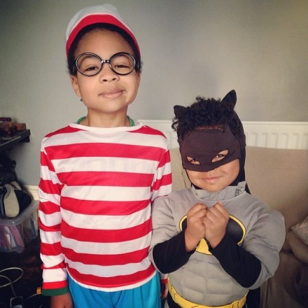 Wheres Wally Batman World Book Day 2014