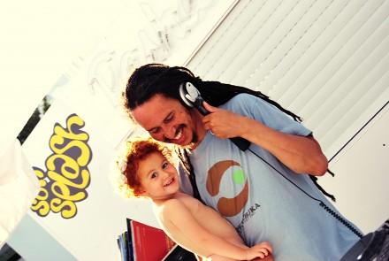 Sunsplash Festival family friendly