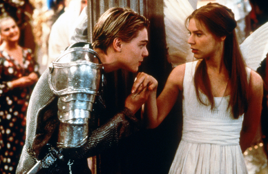Leonardo Di Caprio Romeo and Juliet